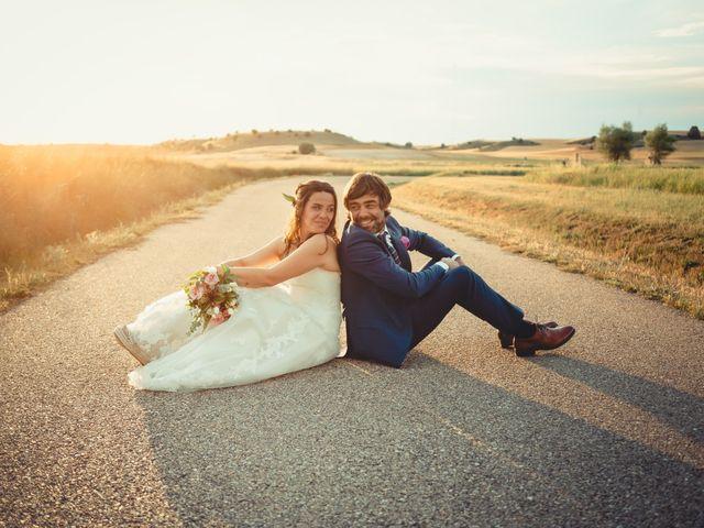 La boda de Miguel y Mariona en Aranda De Duero, Burgos 25