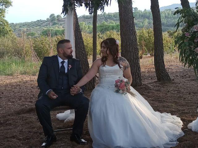 La boda de Antonio  y Jenny  en L' Albiol, Tarragona 2