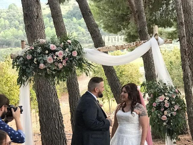 La boda de Antonio  y Jenny  en L' Albiol, Tarragona 16
