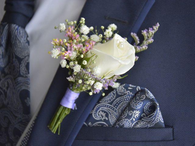 La boda de Carlos y Marta en Terrassa, Barcelona 1