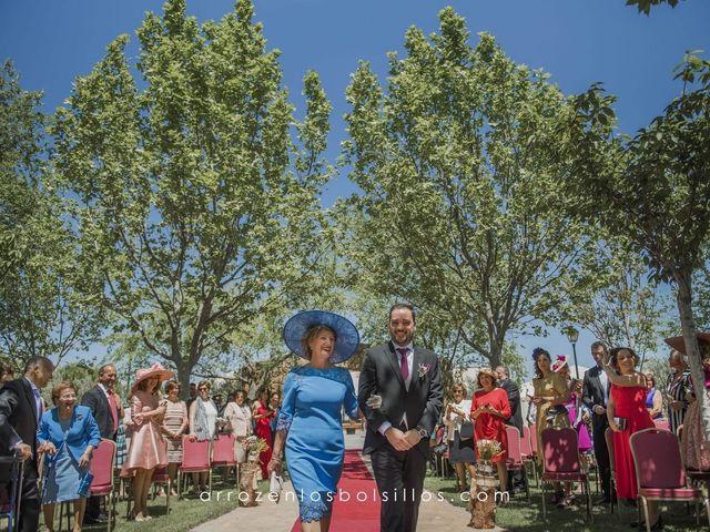 La boda de Eugenio y Sonia en Pedro Muñoz, Ciudad Real 7