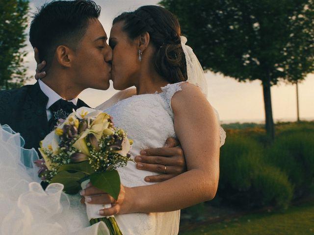 La boda de Tania y Jose Luis en Aranjuez, Madrid 2