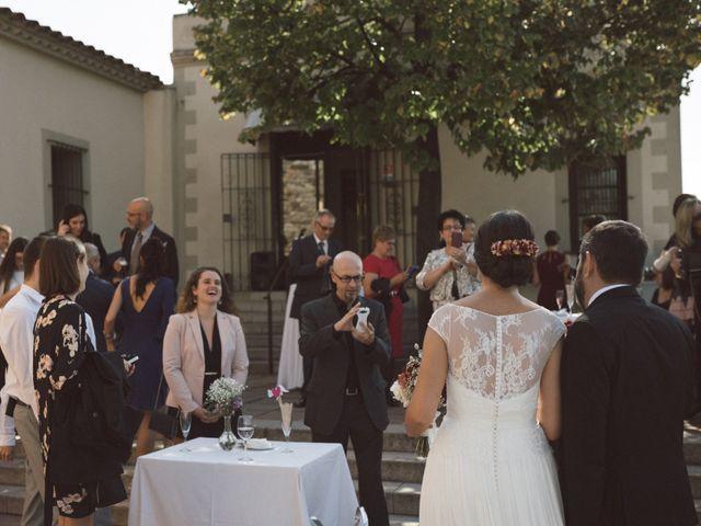 La boda de Fausto y Montse en Sant Cugat Del Valles, Barcelona 27