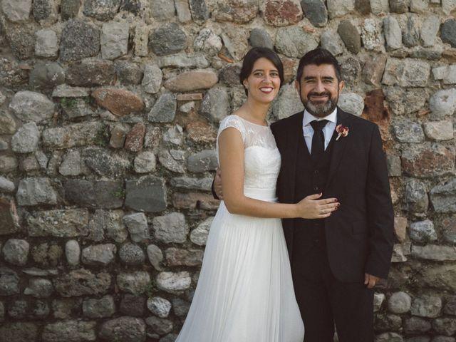 La boda de Fausto y Montse en Sant Cugat Del Valles, Barcelona 1