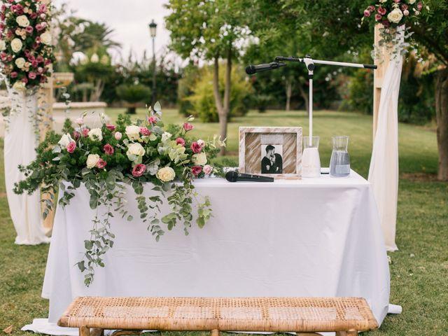 La boda de Monica y Manuel en Sanlucar De Barrameda, Cádiz 25