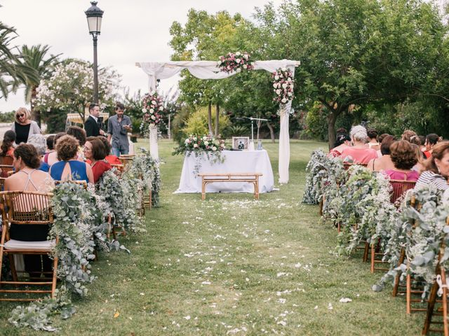 La boda de Monica y Manuel en Sanlucar De Barrameda, Cádiz 26