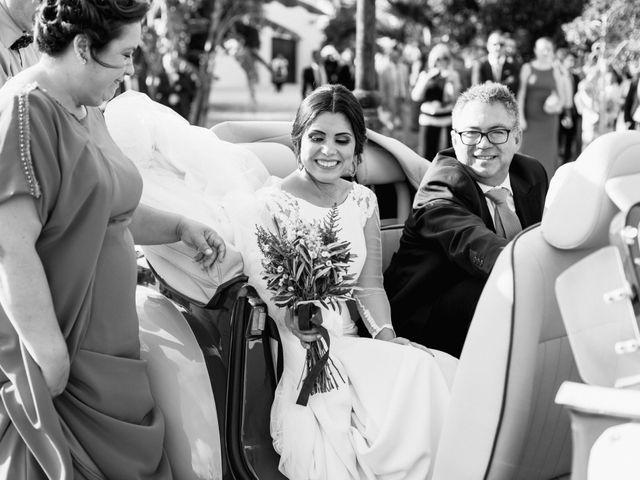 La boda de Monica y Manuel en Sanlucar De Barrameda, Cádiz 29