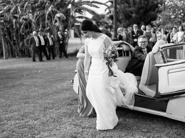 La boda de Monica y Manuel en Sanlucar De Barrameda, Cádiz 30