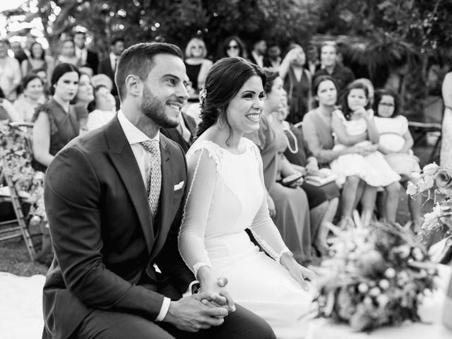 La boda de Monica y Manuel en Sanlucar De Barrameda, Cádiz 36