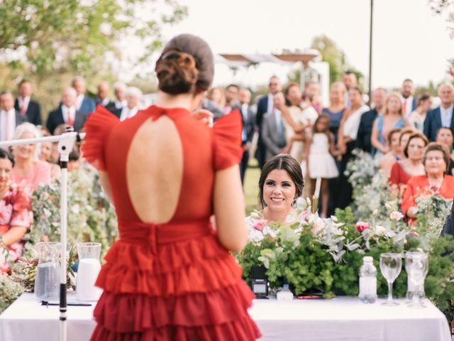 La boda de Monica y Manuel en Sanlucar De Barrameda, Cádiz 37