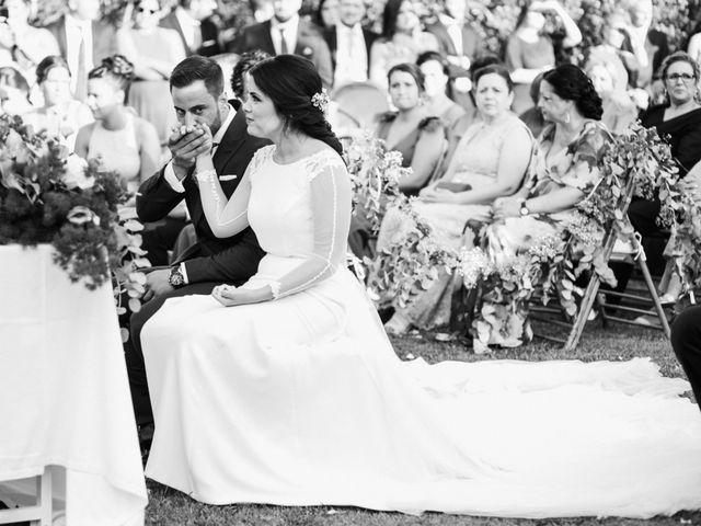 La boda de Monica y Manuel en Sanlucar De Barrameda, Cádiz 42