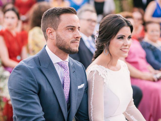 La boda de Monica y Manuel en Sanlucar De Barrameda, Cádiz 43