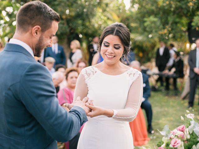 La boda de Monica y Manuel en Sanlucar De Barrameda, Cádiz 50