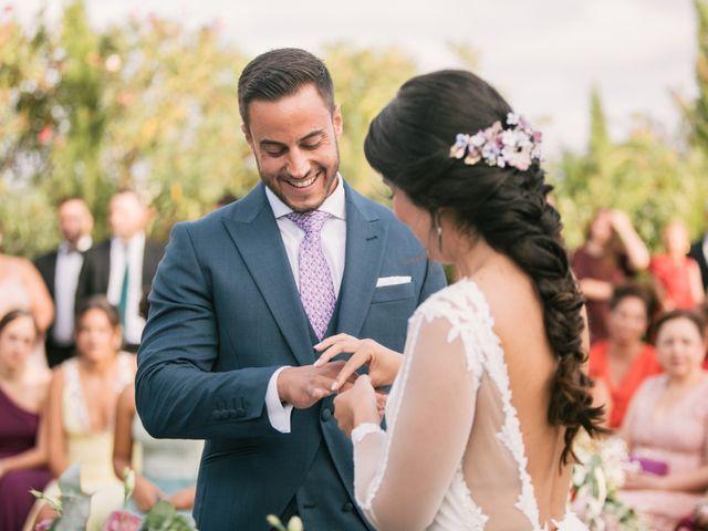 La boda de Monica y Manuel en Sanlucar De Barrameda, Cádiz 51
