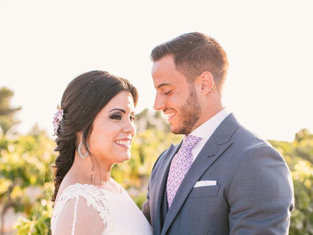 La boda de Manuel y Monica