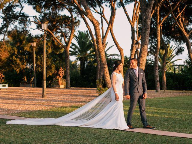 La boda de Monica y Manuel en Sanlucar De Barrameda, Cádiz 64