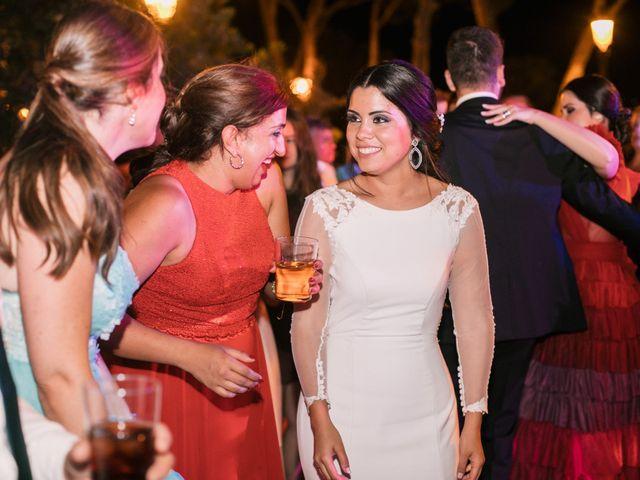 La boda de Monica y Manuel en Sanlucar De Barrameda, Cádiz 75