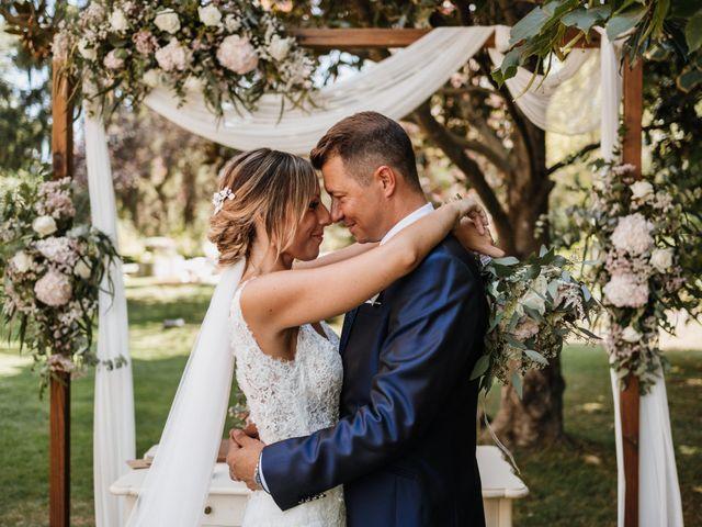 La boda de Laura y Carlo