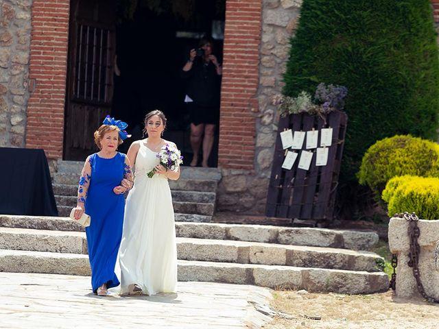 La boda de Susana y Mónica en Collado Villalba, Madrid 2