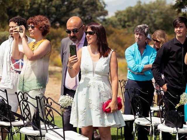 La boda de Susana y Mónica en Collado Villalba, Madrid 4