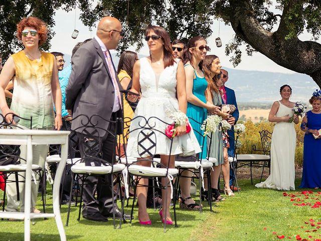 La boda de Susana y Mónica en Collado Villalba, Madrid 7