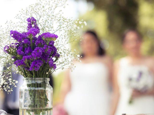 La boda de Susana y Mónica en Collado Villalba, Madrid 17