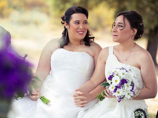 La boda de Susana y Mónica en Collado Villalba, Madrid 19