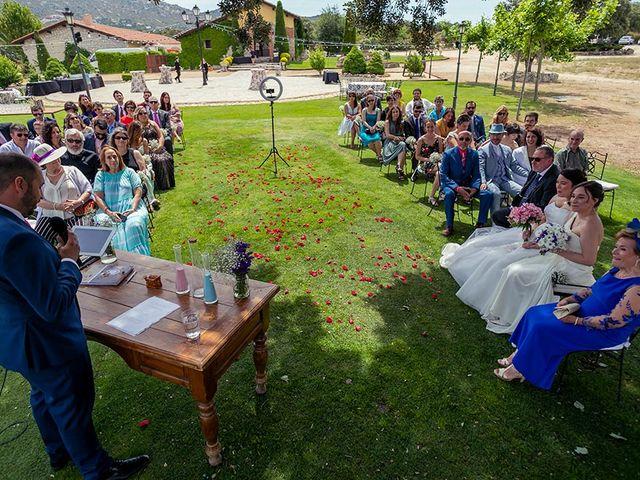 La boda de Susana y Mónica en Collado Villalba, Madrid 24