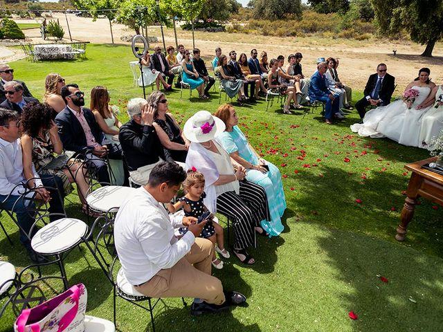 La boda de Susana y Mónica en Collado Villalba, Madrid 25