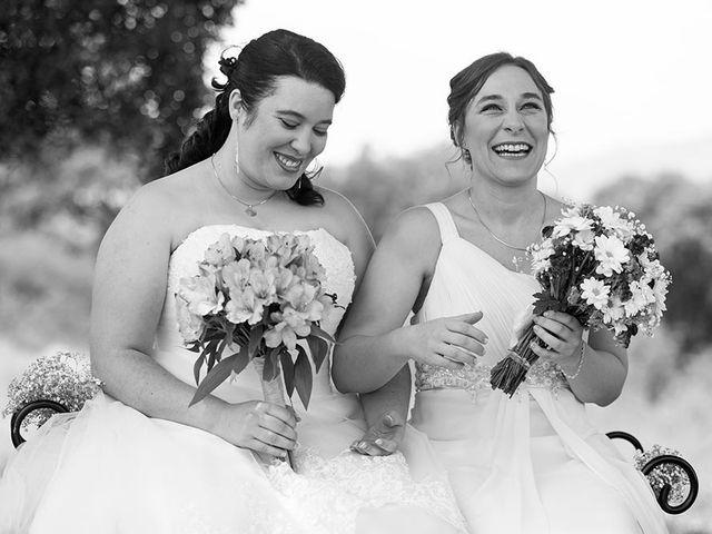 La boda de Susana y Mónica en Collado Villalba, Madrid 29