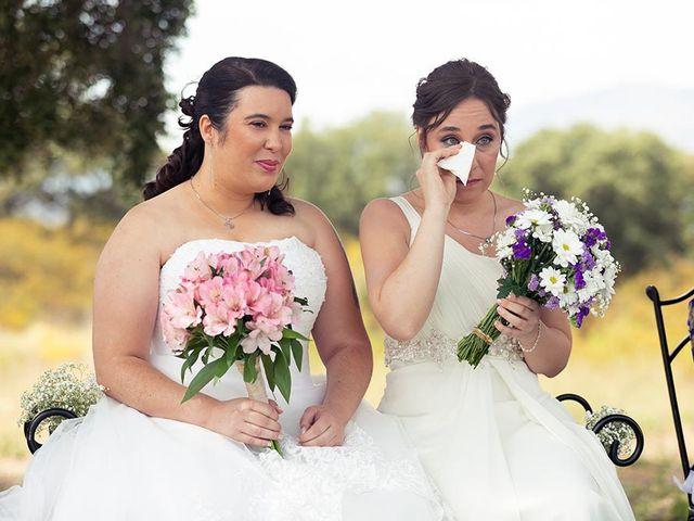 La boda de Susana y Mónica en Collado Villalba, Madrid 31