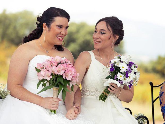 La boda de Susana y Mónica en Collado Villalba, Madrid 37