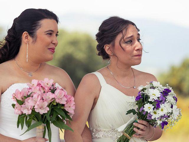 La boda de Susana y Mónica en Collado Villalba, Madrid 43