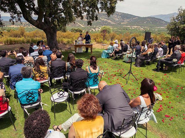 La boda de Susana y Mónica en Collado Villalba, Madrid 44
