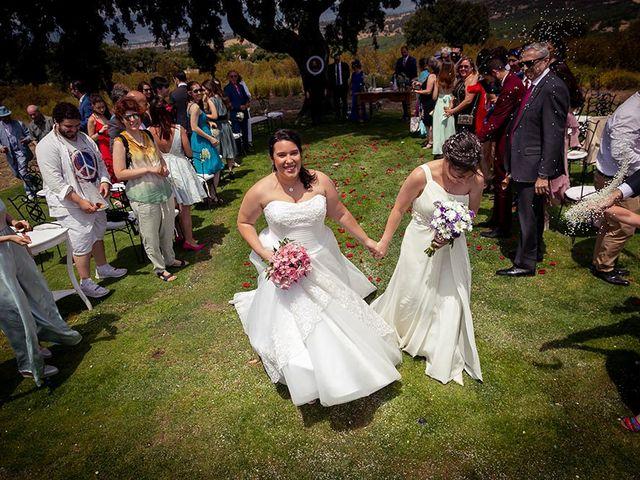 La boda de Susana y Mónica en Collado Villalba, Madrid 61
