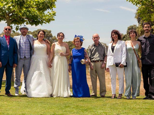 La boda de Susana y Mónica en Collado Villalba, Madrid 70
