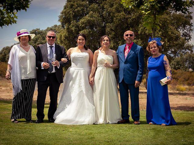 La boda de Susana y Mónica en Collado Villalba, Madrid 71