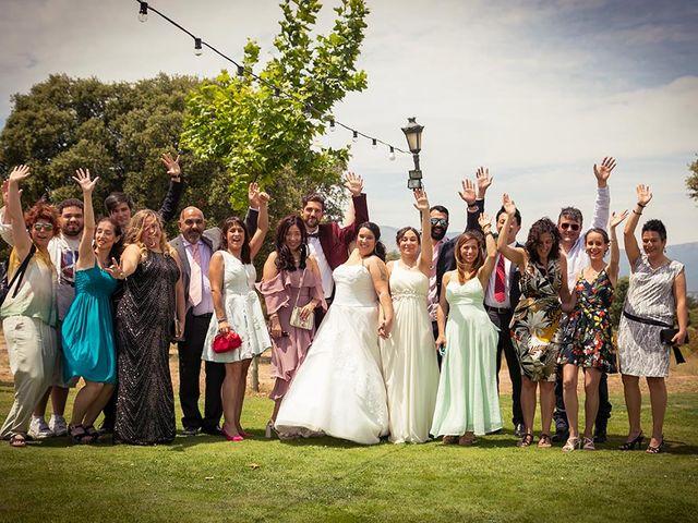 La boda de Susana y Mónica en Collado Villalba, Madrid 73