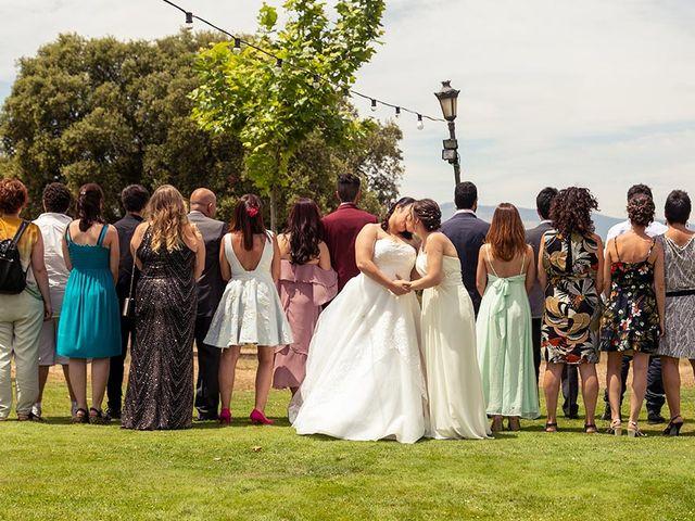 La boda de Susana y Mónica en Collado Villalba, Madrid 75