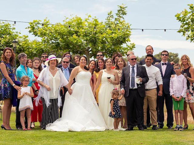 La boda de Susana y Mónica en Collado Villalba, Madrid 77