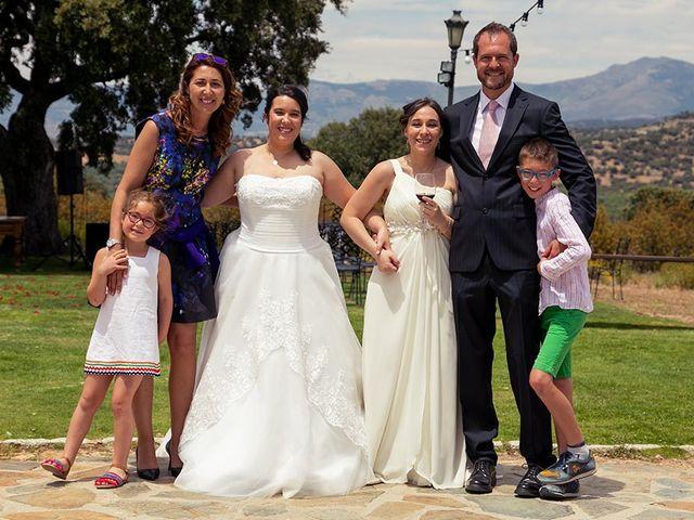 La boda de Susana y Mónica en Collado Villalba, Madrid 79