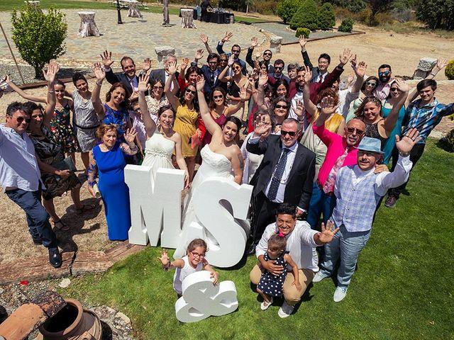 La boda de Susana y Mónica en Collado Villalba, Madrid 83
