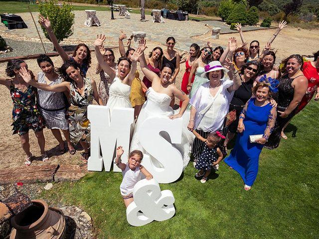 La boda de Susana y Mónica en Collado Villalba, Madrid 84