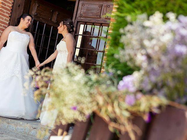 La boda de Susana y Mónica en Collado Villalba, Madrid 85