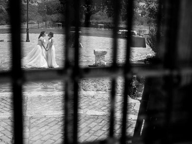 La boda de Susana y Mónica en Collado Villalba, Madrid 91
