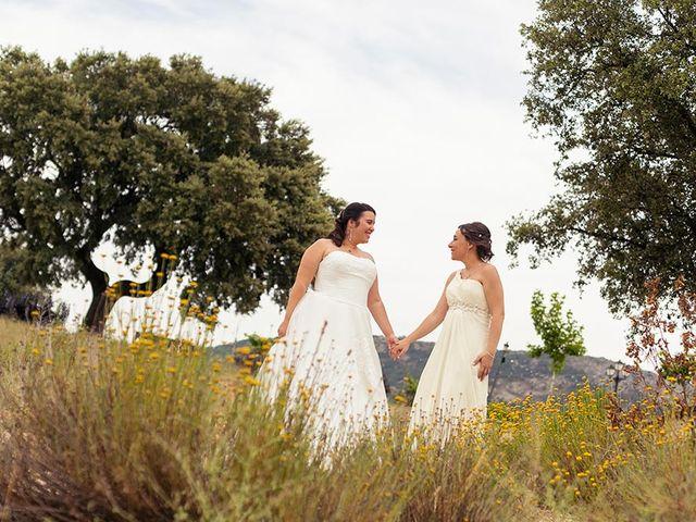 La boda de Susana y Mónica en Collado Villalba, Madrid 94