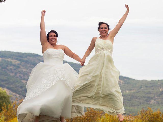 La boda de Susana y Mónica en Collado Villalba, Madrid 96
