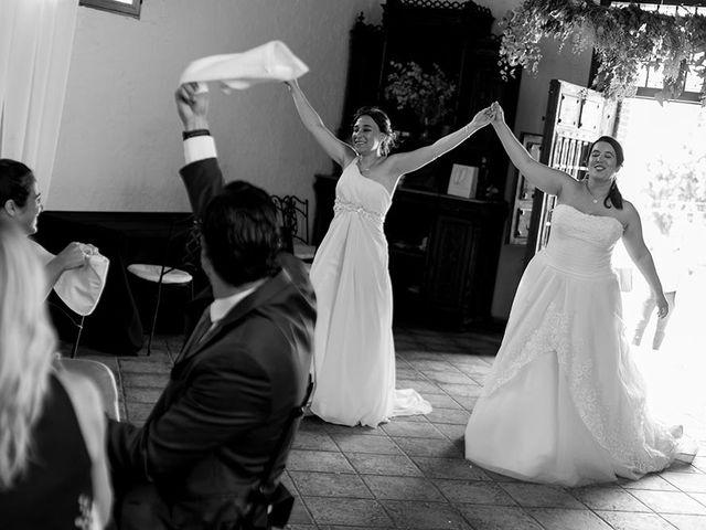 La boda de Susana y Mónica en Collado Villalba, Madrid 97