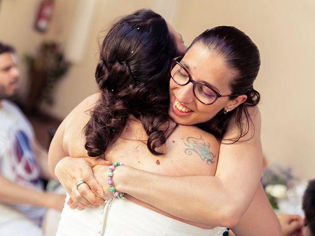 La boda de Susana y Mónica en Collado Villalba, Madrid 99