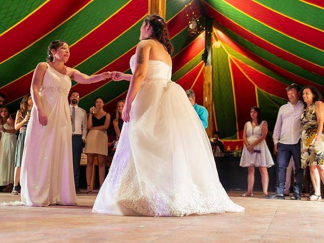 La boda de Susana y Mónica en Collado Villalba, Madrid 103